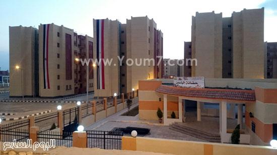 الإسكان تطرح 500 ألف وحدة سكنية لمحدودى الدخل 22 أبريل الجارى (12)