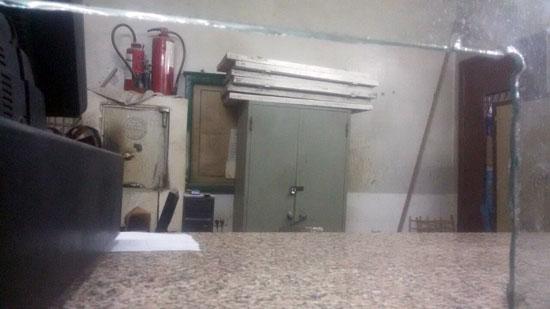 موظفو محطة ابو تيج (2)