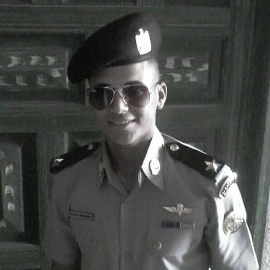جنازة عسكرية للشهيد إسلام عبد الحميد  (5)