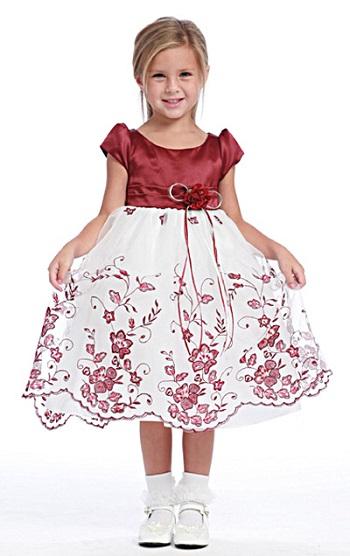 24547f4645193 الفساتين الملونة موضة ملابس الأطفال لصيف 2016 - اليوم السابع