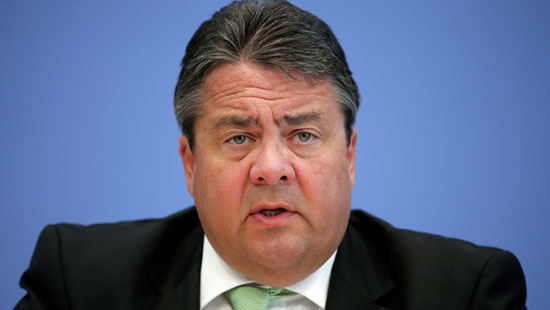 وزير الاقتصاد الألمانى