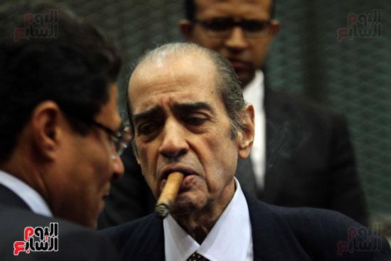 محاكمه علاء وجمال قضيه البورصه (24)