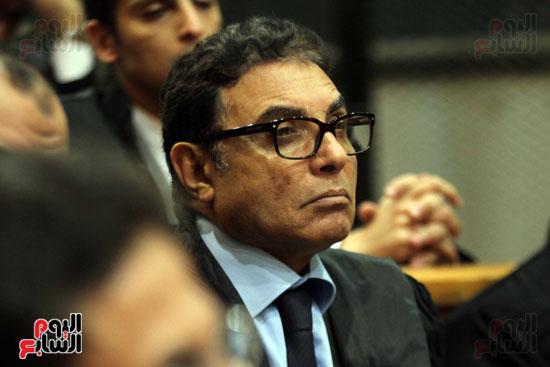 محاكمه علاء وجمال قضيه البورصه (10)