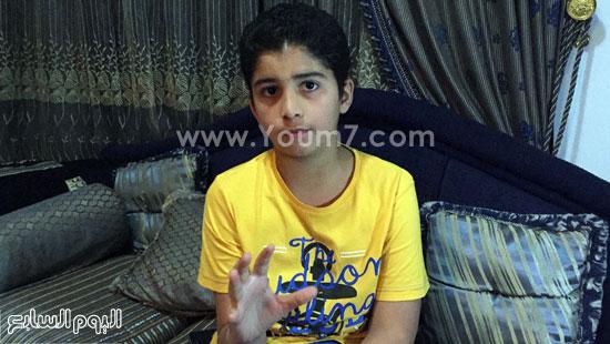 أسرة تلميذ بأسيوط تتهم مدير مدرسة بالتعدى عليه بالضرب (2)