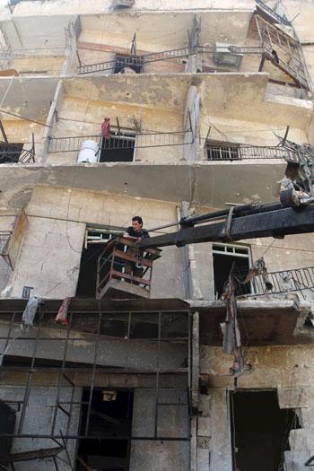 مقتل وإصابة أكثر من 50 شخصًا فى سوريا (4)