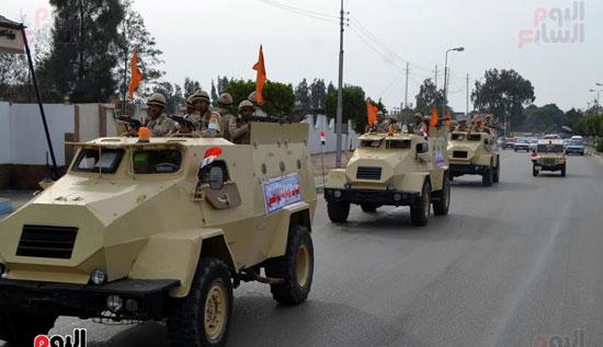 تحركات-القوات-المسلحة-لتأمين-الأهداف-الحيوية-فى-25-إبريل-(7)
