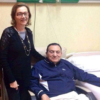 الرئيس الأسبق محمد حسنى مبارك (1)