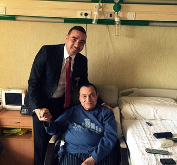 الرئيس الأسبق محمد حسنى مبارك (3)