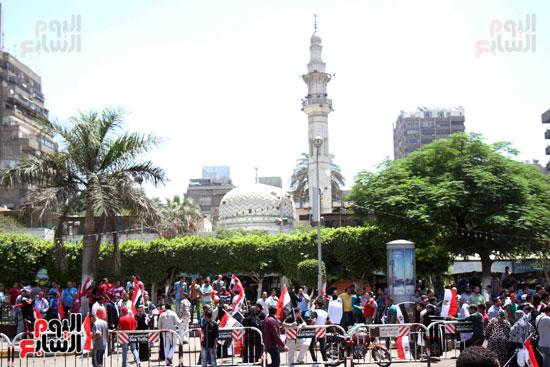 احتفالات المواطنين بذكرى تحرير سيناء (10)