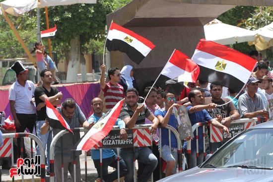 احتفالات المواطنين بذكرى تحرير سيناء (3)
