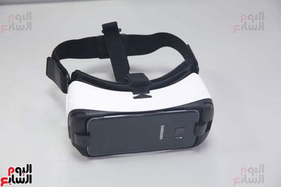 اليوم السابع، صحفيو اليوم السابع، نظارة واقع افتراضي، واقع افتراضي، Gear VR 2، سامسونج Gear VR 2 (35)