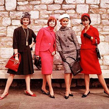f1695aab6a9ae 10 صور عن الموضة عام 1960 تجعلك تتمنى لو عشت فى هذا التاريخ - اليوم ...