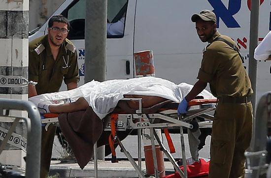 قوات الاحتلال فى القدس (10)