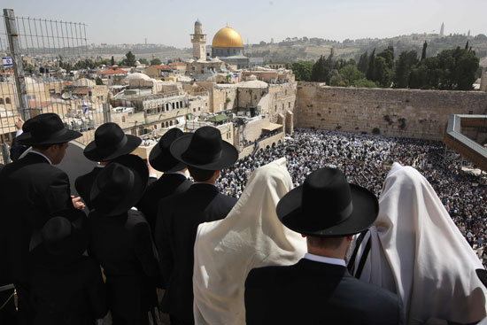 قوات الاحتلال فى القدس (2)