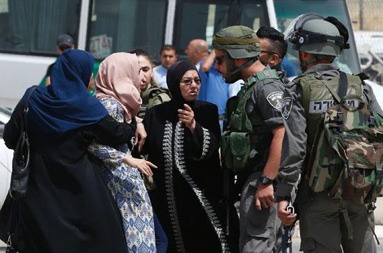 قوات الاحتلال فى القدس (3)
