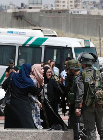 قوات الاحتلال فى القدس (4)