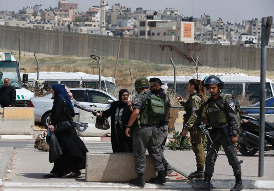 قوات الاحتلال فى القدس (5)