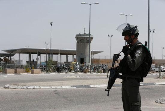 قوات الاحتلال فى القدس (6)