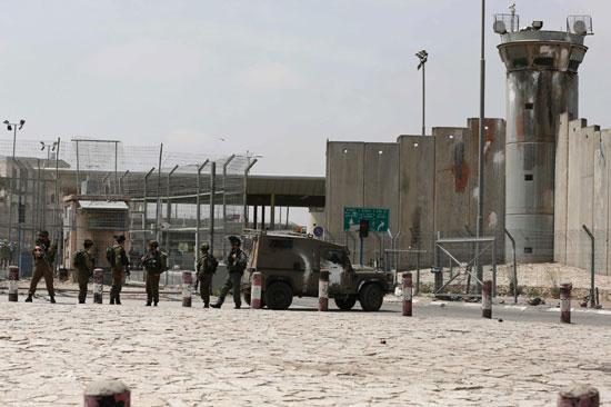 قوات الاحتلال فى القدس (7)