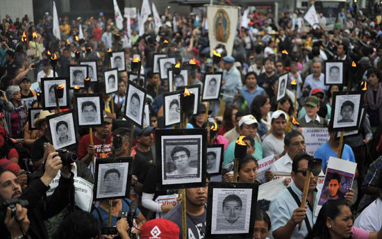 احتشد المكسيك  (1)