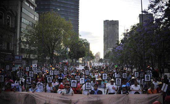 احتشد المكسيك  (3)