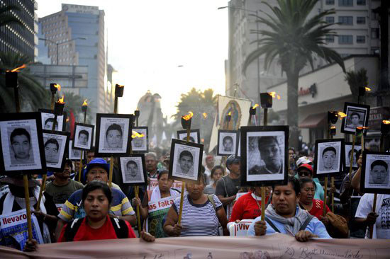 احتشد المكسيك  (5)