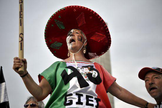 احتشد المكسيك  (6)