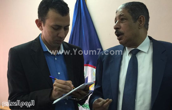 اللواء حسن السوهاجى مساعد وزير الداخلية رئيس قطاع السجون (2)