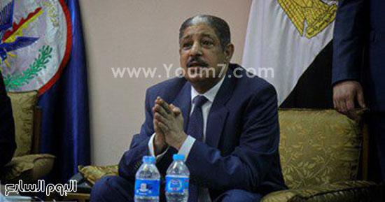 اللواء حسن السوهاجى مساعد وزير الداخلية رئيس قطاع السجون (3)