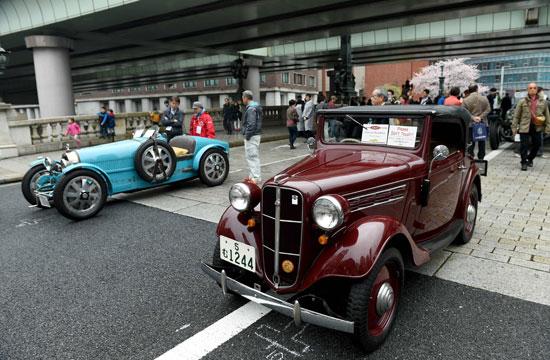 معرض اليابان للسيارات  (1)