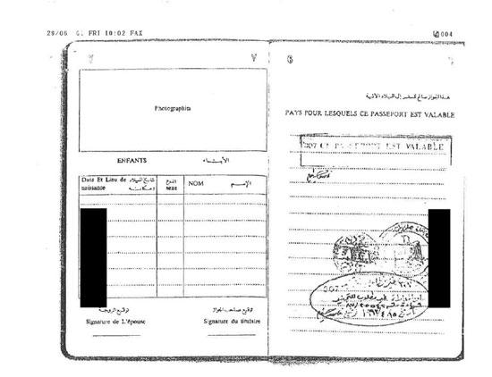 وثائق بنما تفضح علاء مبارك