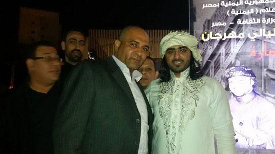 اليمن مهد الحضارة على مسرح الهناجر سهرة يمنية بدار الأوبرا (2)