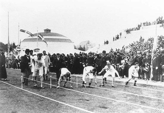 دورة الألعاب الأولمبية (2)