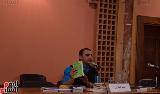 فعاليات ورشة نقرأ لنحيا بمكتبة الإسكندرية (1)