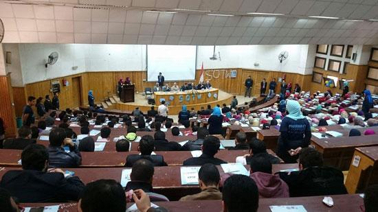 مشروع البحث العلمى بجامعة طنطا (2)