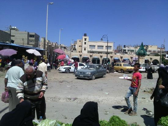مجلس مدينة العريش يواصل حملات تنظيف الأحياء (4)