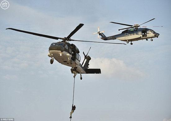 تدريبات-القوات-الخاصة-السعودية-(3)