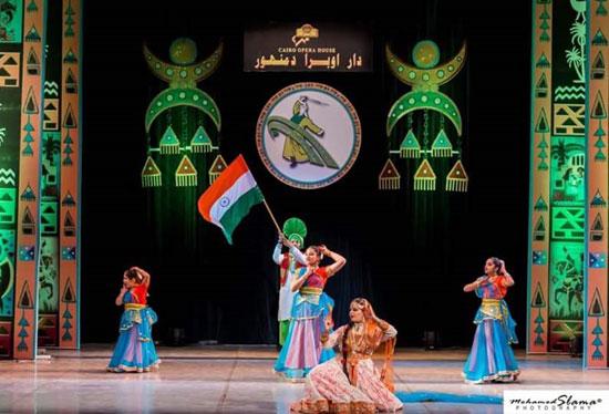 مهرجان دمنهور الدولى الرابع للفلكلور (2)