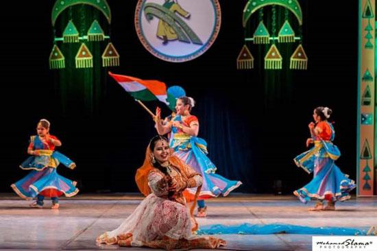 مهرجان دمنهور الدولى الرابع للفلكلور (6)