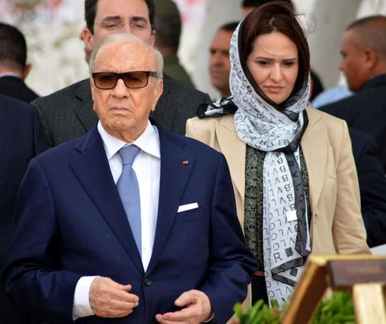 الرئيس التونسى يزور بن قردان بعد شهر على هجمات إرهابية دامية (3)
