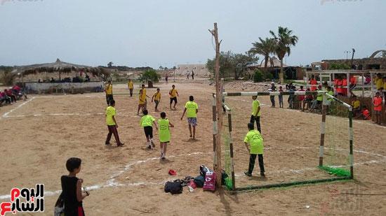 بطولة منافسات الألعاب الشاطئية (1)