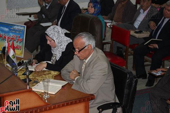 اجتماع وكيلة وزارة التربية والتعليم (2)