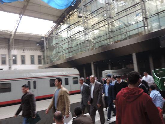 اللواء محمد يوسف مساعد وزير الداخلية لشرطة النقل والمواصلات (1)