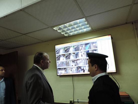 اللواء محمد يوسف مساعد وزير الداخلية لشرطة النقل والمواصلات (4)