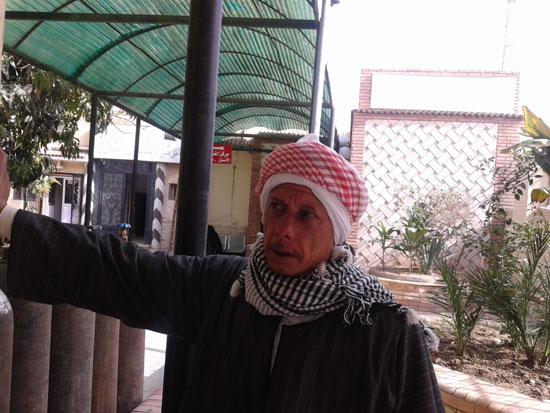 جمال الشوادفى جد الطفل  (4)