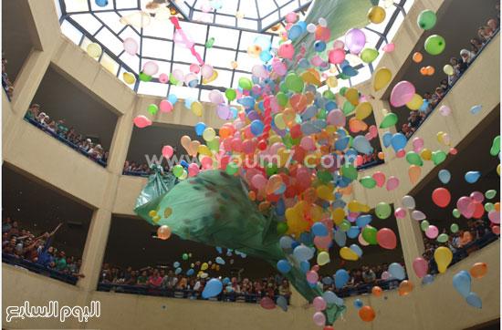 جانب من الاحتفال -اليوم السابع -5 -2015