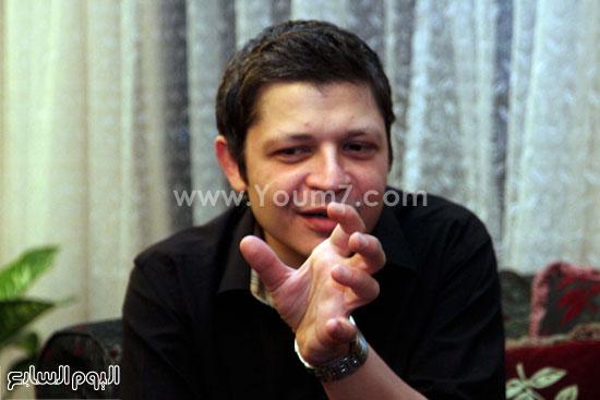 أحمد العطار -اليوم السابع -5 -2015