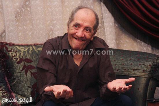 المطرب ماهر العطار يتحدث عن ذكرياته -اليوم السابع -5 -2015