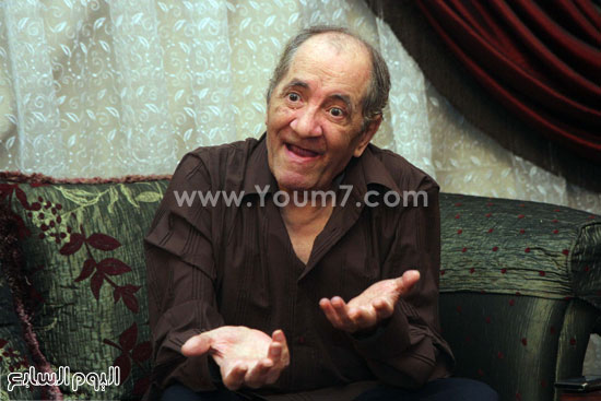 ماهر العطار يسرد ذكرياته -اليوم السابع -5 -2015