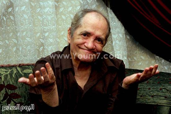المطرب الكبير ماهر العطار -اليوم السابع -5 -2015